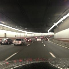 Photo taken at Thomas P. O'Neill Jr. Tunnel by Steven C. on 11/17/2013