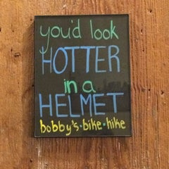 Photo taken at Bobby's Bike Hike by Allyson C. on 6/5/2015