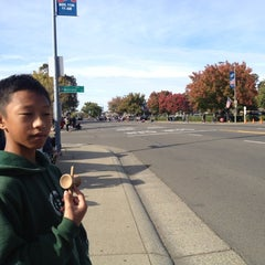 Photo taken at Elk Grove Library by Ben X. on 11/11/2012