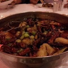 Photo taken at Szechuan Gourmet by Gary on 11/30/2012