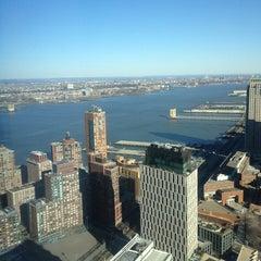 Photo taken at 7 World Trade Center by Anna V. on 2/18/2013