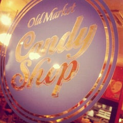 Photo taken at Old Market Candy Shop by Vanessa P. on 10/21/2012