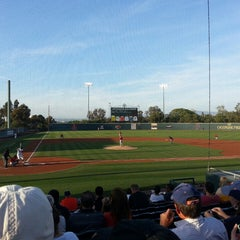 Photo taken at Anteater Ballpark - Cicerone Field by Steve K. on 5/17/2014