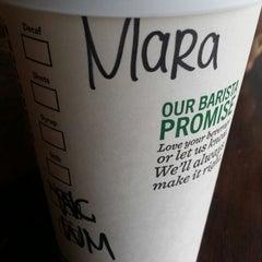 Photo taken at Starbucks by Mara N. on 8/2/2014