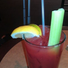 Photo taken at Bloody Mary's Bar & Grill by Juan L. on 11/7/2012