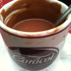 Photo taken at Caracol Chocolates by Felipe S. on 11/11/2012