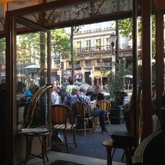 Photo taken at Café Zéphyr by Vanessa S. on 6/5/2013