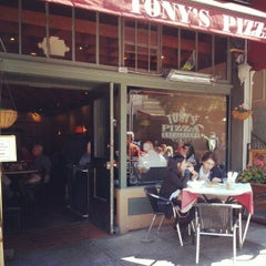 Photo taken at Tony's Pizza Napoletana by Eric C. on 9/29/2012