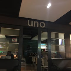 Photo taken at UNO BISTRO by Ramon Y. on 5/22/2015