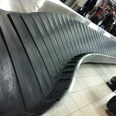 Photo taken at Baggage Belts by Maria V. on 2/18/2013