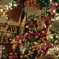 Photo taken at Rolf's German Restaurant by Catherine K. on 12/17/2012