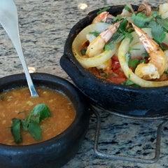 Photo taken at Muqueca Restaurant by Ziyan C. on 6/19/2013