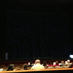 Photo taken at Valley Center for the Performing Arts, Holy Names University by David S. on 3/22/2013