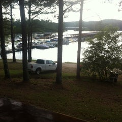 Photo taken at Acworth Fish Camp by Terri S. on 6/1/2013