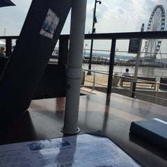 Photo taken at McLoone's Pier House by Rico B. on 7/1/2015