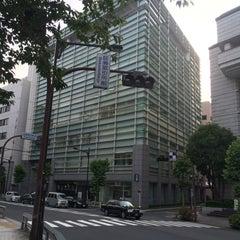 Photo taken at 東京証券取引所 (Tokyo Stock Exchange) by Masayoshi O. on 5/28/2015