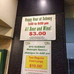 Photo taken at Subway by Richard E. on 2/13/2014