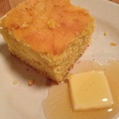 Photo taken at Jestine's Kitchen by Lucy G. on 2/3/2013