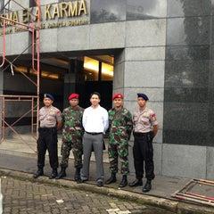 Photo taken at Wisma Eka Karma by Rakhmadi K. on 1/7/2013