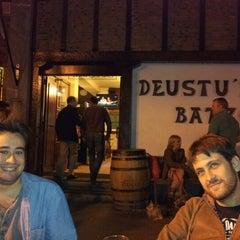 Photo taken at Deustuko Batzokia by Álvaro N. on 9/27/2012