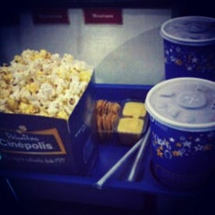 Photo taken at Cinépolis by Mariano C. on 4/20/2013