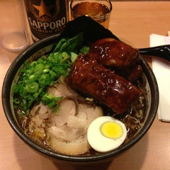 Photo taken at Santa Ramen by Frederic B. on 4/20/2013