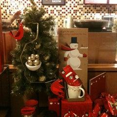 Photo taken at Starbucks by Evgeniya on 11/16/2012