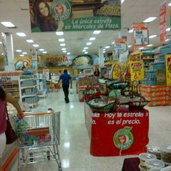 Photo taken at Comercial Mexicana by Ricardo H. on 10/11/2012