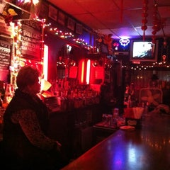 Photo taken at Lucy's by Simon T. on 1/25/2013