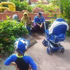 Photo taken at A'Famosa Water World by Mohd A. on 12/30/2012