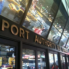 Photo taken at Port Authority Bus Terminal by Patrick B. on 12/28/2012
