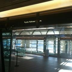 Photo taken at Tram To Gates 60-99 by Patrick B. on 1/12/2013