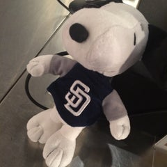 Photo taken at Padres Store by Patrick B. on 3/22/2015