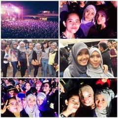Photo taken at SMA Negeri 1 Medan by Dika A. on 11/9/2014