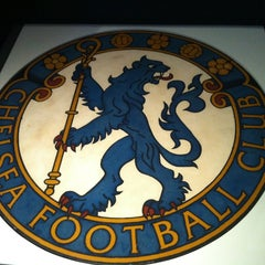 Photo taken at Stamford Bridge by María C. on 2/7/2013