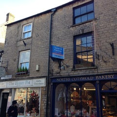 Photo taken at Stow-on-the-Wold by María C. on 1/2/2015