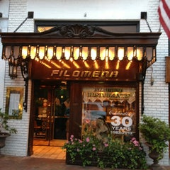 Photo taken at Filomena Ristorante by Jason N. on 7/4/2013