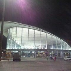 Photo taken at Aeroport de València (VLC) by Victor M. on 10/9/2012
