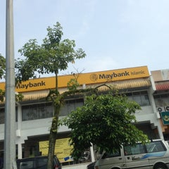 Photo taken at Maybank by Green Dragon A. on 3/29/2013