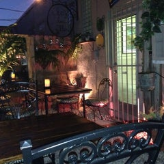 Photo taken at Le Patio Restaurant by Frank P. on 11/21/2012