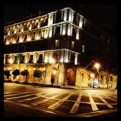 Photo taken at Av. 20 De Noviembre by Chac G. on 2/5/2013