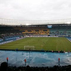 Photo taken at Ernst Happel Stadion by Max on 5/30/2013