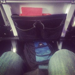 Photo taken at Virgin America by Channing W. on 2/7/2015