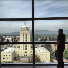 Photo taken at Van Nuys Courthouse by Zach B. on 12/4/2012
