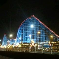 Photo taken at Blackpool Illuminations by Elena C. on 9/1/2013