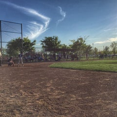 Photo taken at Rau Park by Richard P. on 3/29/2015