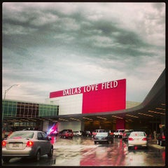 Photo taken at Dallas Love Field (DAL) by Antonio R. on 6/18/2013