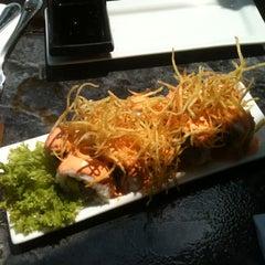 Photo taken at Aomori Nikkei & Sushi by Rodrigo S. on 2/8/2013