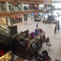 Photo taken at Iscon Mall by Dhara P. on 12/11/2013