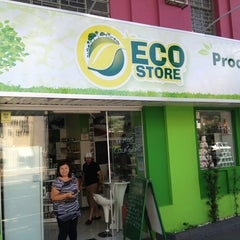 Photo taken at Eco Store Produtos Naturais by Lincoln G. on 3/21/2013